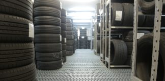 Differences between the summer and winter tyres