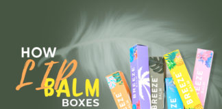 How Lip Balm Packaging Boxes Help Your Cosmetics Brand to Strive