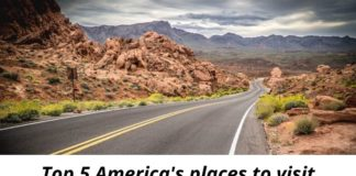 Top 5 Americas places to visit