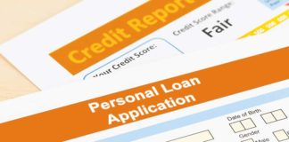personal loans affect your credit score