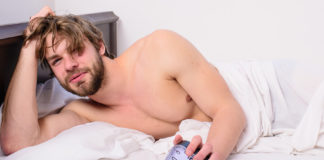 Morning erection as a sign of good health