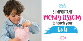 5 Money Lessons to Teach Your Kids... 2